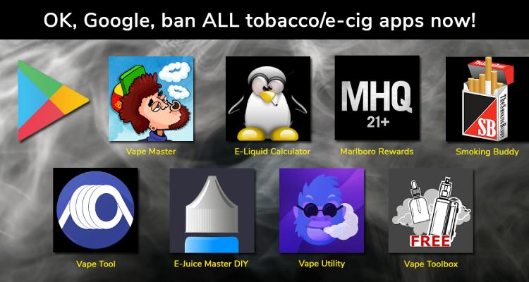 google-epingles-application-promotion-tabagisme